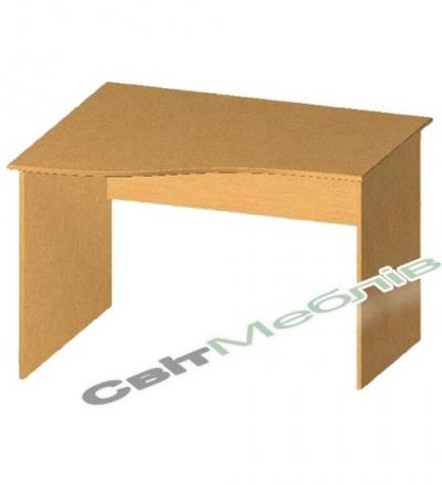 Стіл письмовий без полиці кутовий БЮ105(106)