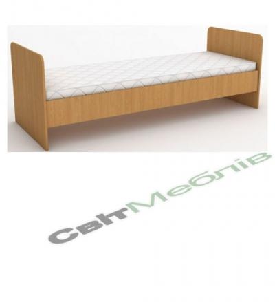 Ліжко 1-спальне